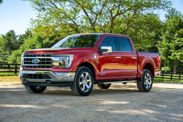 All the tech in Ford's most important vehicle: the 2021 F-150 truck