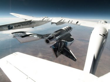 Virgin Galactic flies second SpaceShipTwo test at New Mexico spaceport, clearing the way for powered spaceflight