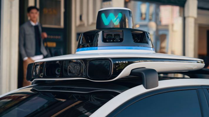 Waymo, Volvo partner to develop electric robotaxis
