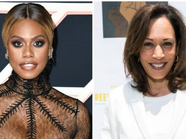 Laverne Cox, Kamala Harris Push to Defund Police: More Cops on Streets Is 'Just Wrong'