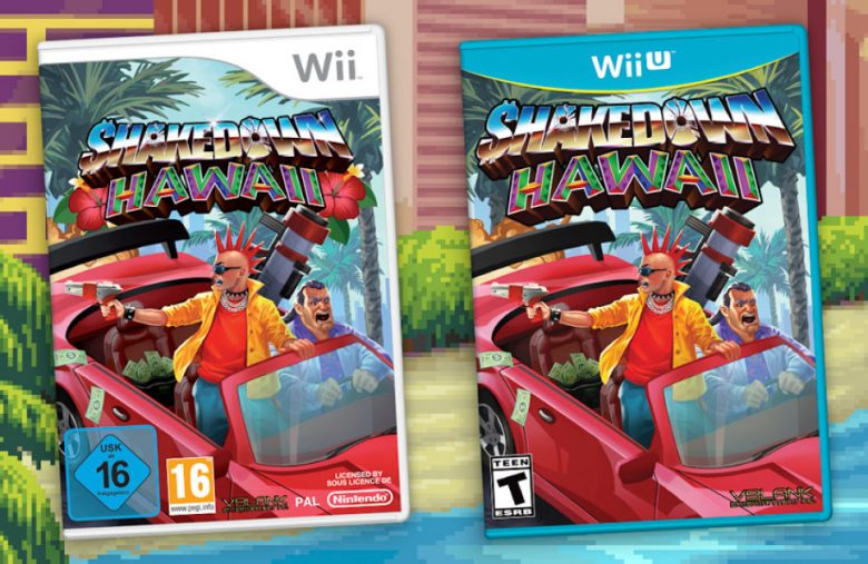 'Shakedown Hawaii' is coming to Wii and Wii U
