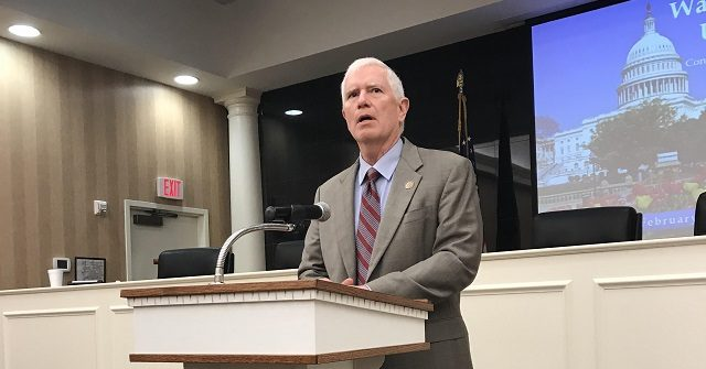 GOP Rep. Brooks: Expect 'Sometime Soon' Significant Number of Arrests Related to Rioters, Vandals Damaging Federal Property