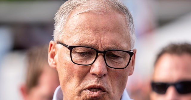 Inslee on Monument Executive Order: I Wish Trump 'Cared More about Living Americans Instead of Dead Confederates'
