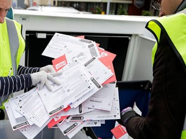 Obama Soliciting Funding for Vote-by-Mail Effort