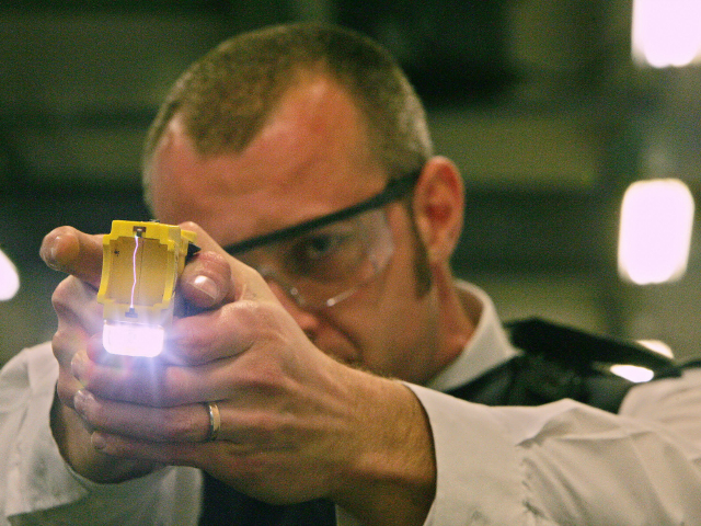 Silicon Valley County Board Approves $1 Million in Tasers After Backing Black Lives Matter