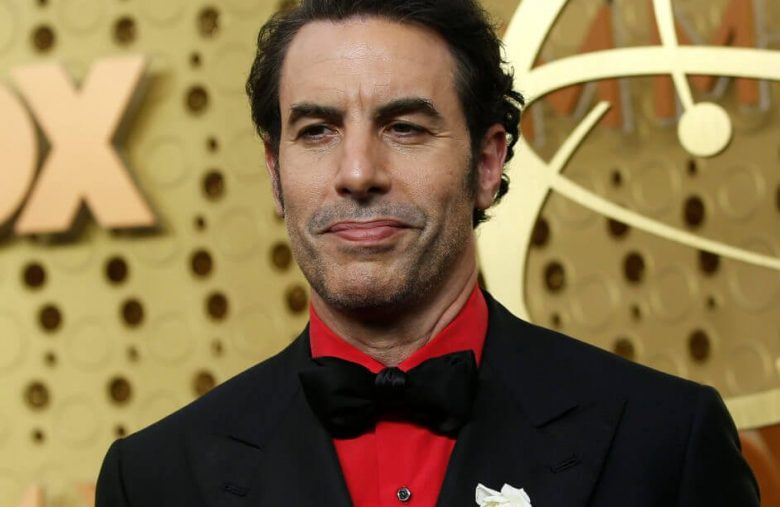 Sacha Baron Cohen Is a True Patriot – Three Percenters, Take Notes