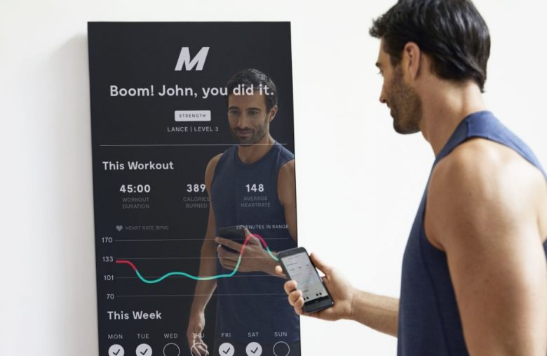 Lululemon buys interactive home gym startup Mirror for $500 million