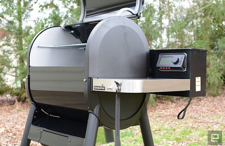 Weber's connected pellet grills are $200 off for July 4th