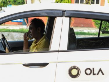 Indian ride-hailing giant Ola adds tipping option to its app globally