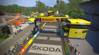 Strap in — a virtual Tour de France kicks off this weekend on the online racing platform Zwift