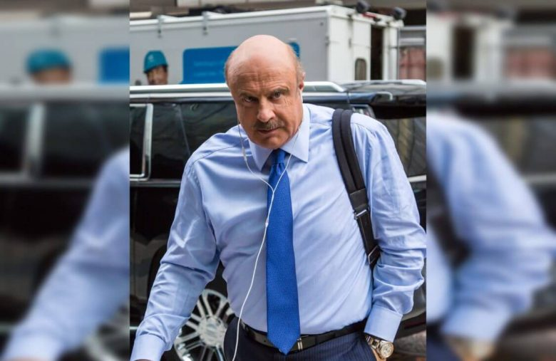 It's Time for Dr. Phil to Take a Dose of His Own Medicine
