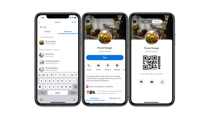 Venmo begins piloting 'Business Profiles' for small sellers