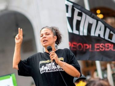 BLM Los Angeles Co-Founder: 'We Live in A City that Is Largely Liberal White Supremacists'