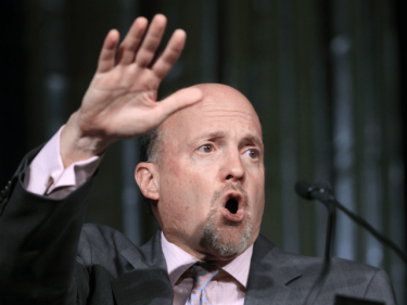 CNBC's Cramer: 'There's an Optimism in the Country' — 'People Are Hiring'
