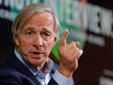 Dow Booms as Wall Street Defies Ray Dalio's Free Market Death-Knell