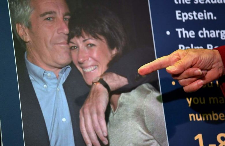Ghislaine Maxwell Got Arrested – I'm Scared It's Just Window Dressing