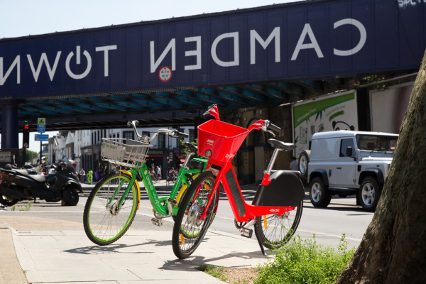 Lime puts Jump bikes back on London streets