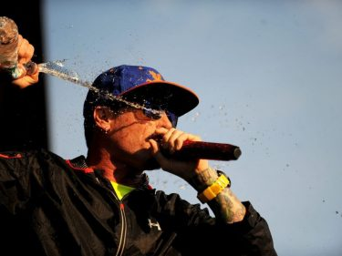 Vanilla Ice Risks Spreading Virus Just to Remain Relevant