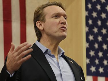 Democrat House Candidate Urges Followers to 'Report' Trump Supporters