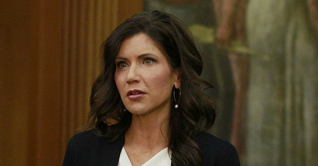 Kristi Noem Defends Nation's Founders Against Campaign to Eliminate Them