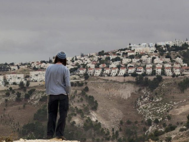Expert Says 'Annexation' Prevents Palestinians from Ethnically Cleansing Jews