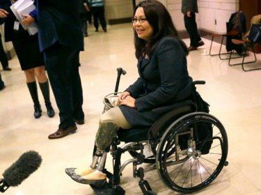 Duckworth: Trump 'Was Standing on Ground that Was Stolen' at Mount Rushmore