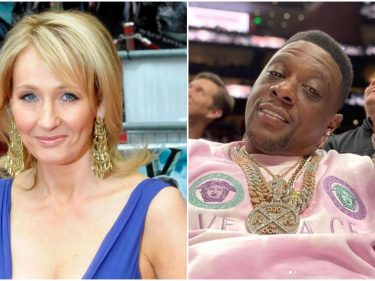 JK Rowling Has a Most Unlikely Ally – Gangster Rapper Boosie Badazz