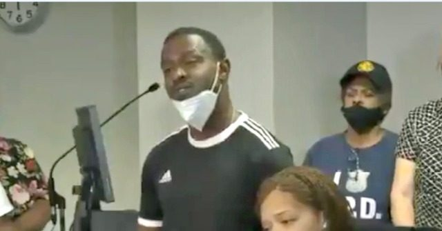WATCH: Father of 8-Yr-Old Shot in Atlanta, 'You're Killing Your Own'