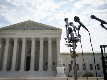 Supreme Court rules against law allowing debt-collection robocalls to cell phones