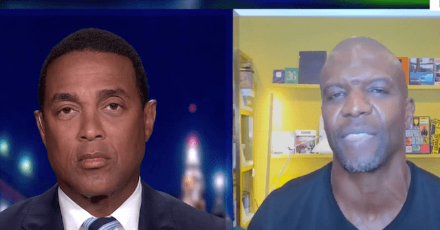 Don Lemon to Terry Crews: Black Lives Matter 'Not About What's Happening in Black Neighborhoods'