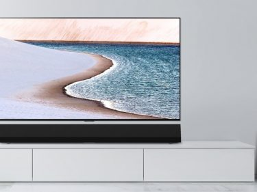 LG's $1,300 sound bar is made to match the new GX series OLEDs