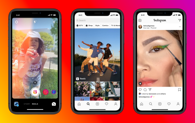 Facebook expands Instagram Reels to India