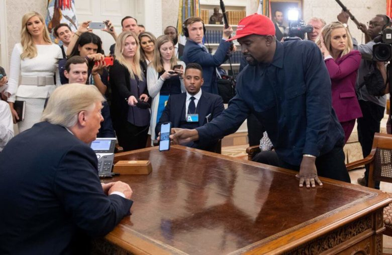 Kanye West Just Beat Donald Trump at His Own Game
