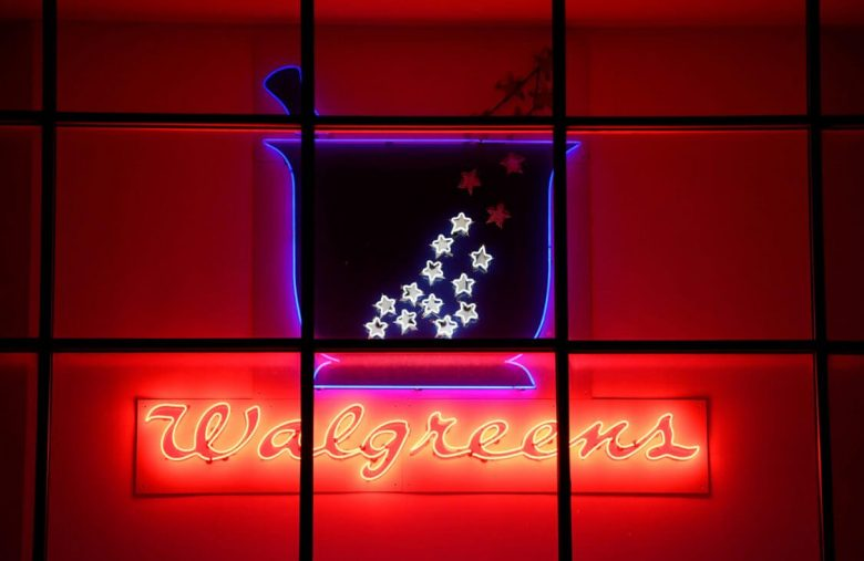 Walgreens Is the Canary in the Stock Market's Coal Mine
