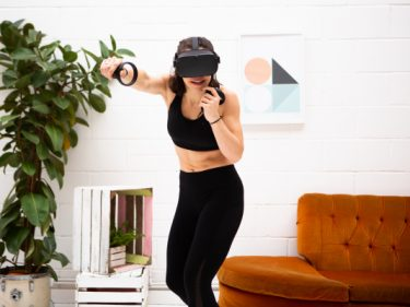 Could the VR headset be the next Peloton?