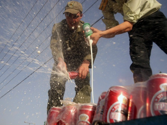 Report: Iran Executes Man for Drinking Alcohol 6 Times