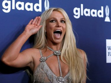 Britney Spears' Chaotic Instagram Is All of Us Right Now