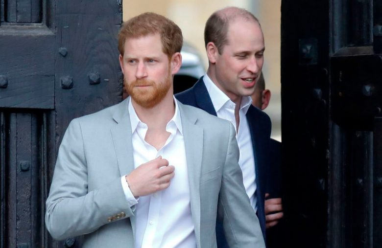 Prince Harry Shouldn't Offer an Olive Branch – He Owes William an Apology