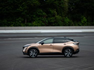 Nissan stakes its EV future on the 300-mile range Ariya crossover