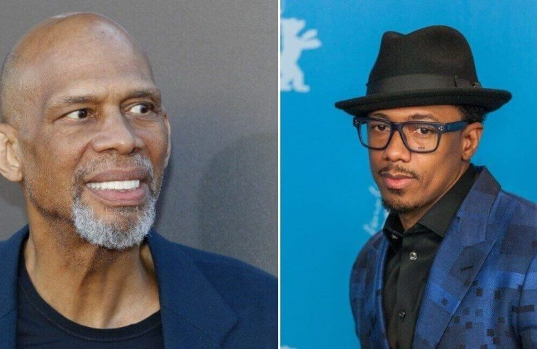 Kareem Abdul-Jabbar Draws a Line in the Sand, Right in Front of Nick Cannon