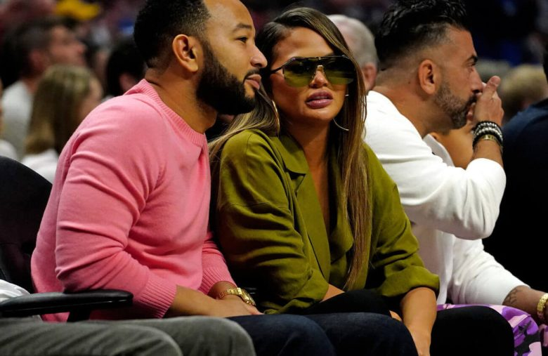 Someone Rescue Chrissy Teigen from This Insane Alt-Right Conspiracy