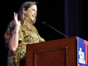Abigail Disney Calls for a Wealth Tax. Everybody Loses Their Minds