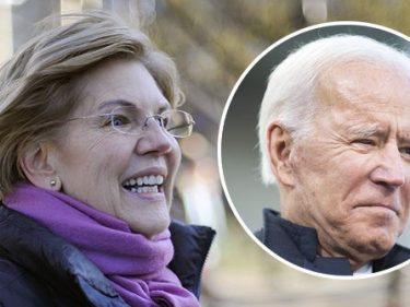 Report: Elizabeth Warren Is Shaping Joe Biden's Left-wing Policies