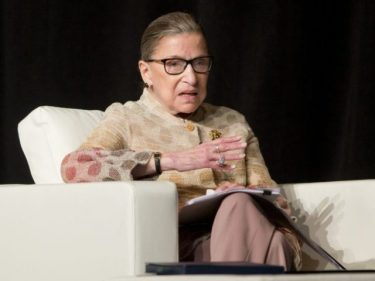 Ruth Bader Ginsburg: Live Cancer Spotted in February, Chemo Started in May