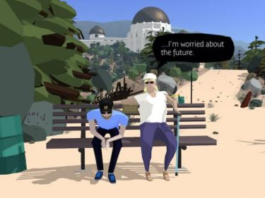 Play the prologue of 'Linda & Joan,' a video game about the worst year of its creator's life