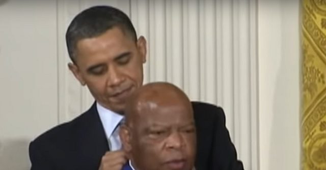 Scalise: John Lewis 'Helped Pave the Way' for the Civil Rights Movement with His Blood and Sweat