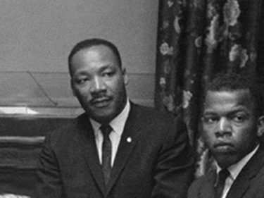 Leaders Pay Tribute to Civil Rights Icon John Lewis