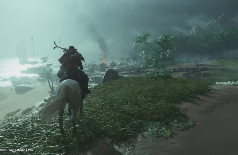 Excellent Ghost of Tsushima Misfires With Bizarre Loading Screens