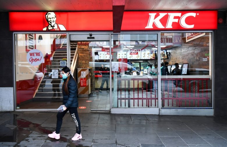 KFC hopes to develop the first lab-made chicken nuggets