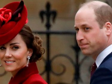 It Sure Looks Like William & Kate Snubbed Beatrice's Wedding